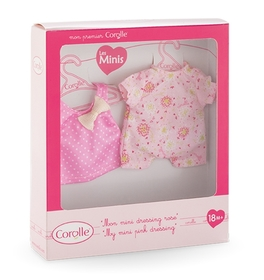 VESTITI ROSA MINI CALIN