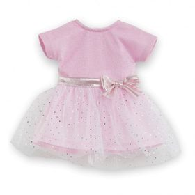 MC VESTITO CON PAILLETTES ROSA NEW 01-2020
