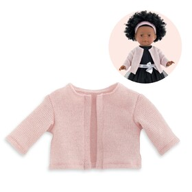 MC CARDIGAN - ROSA ARGENTATO NEW 06-2020
